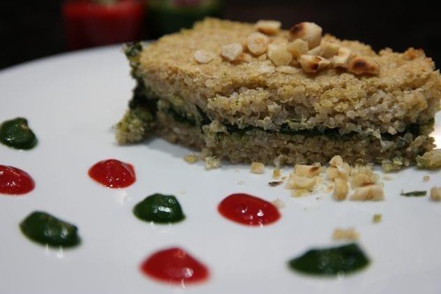 gratin de quinoa surprise