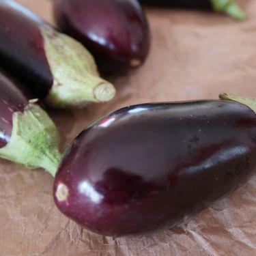 cuisson aubergine