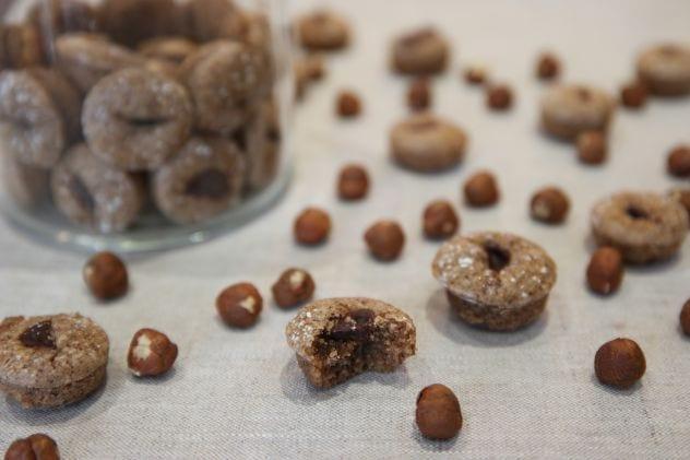 noisettines au chocolat