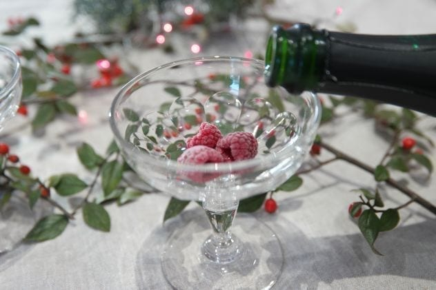 kir royal light framboise