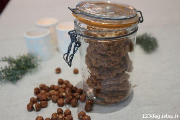 craquant caramel salé noisettes