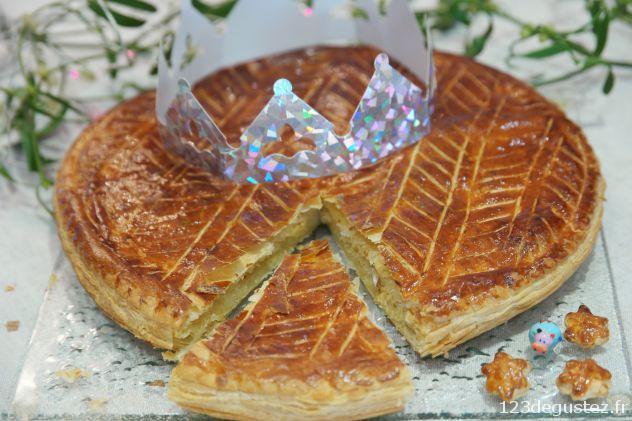 Plus d'astuces pour réussir une galette brillante comme les pâtissiers, merci Conticini pour vos conseils !