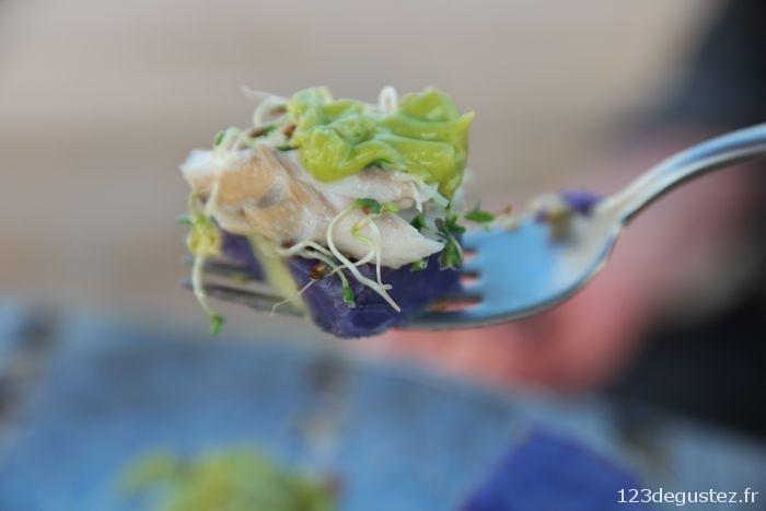 poisson cuit à basse température facile et rapide * 1,2,3...Dégustez !