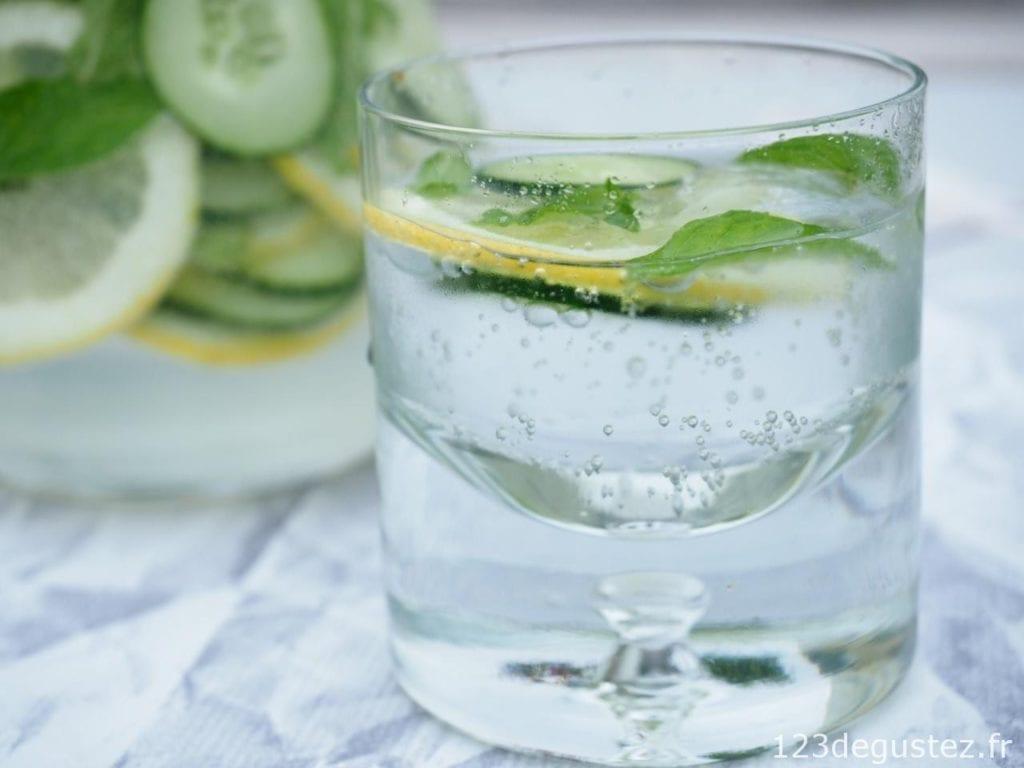 eau détox