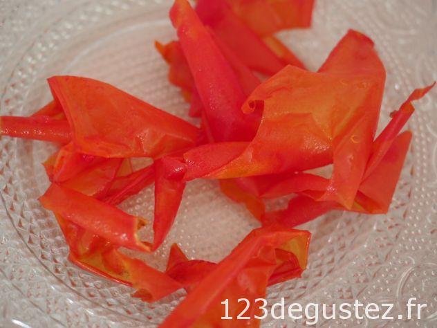 peler des tomates facilement