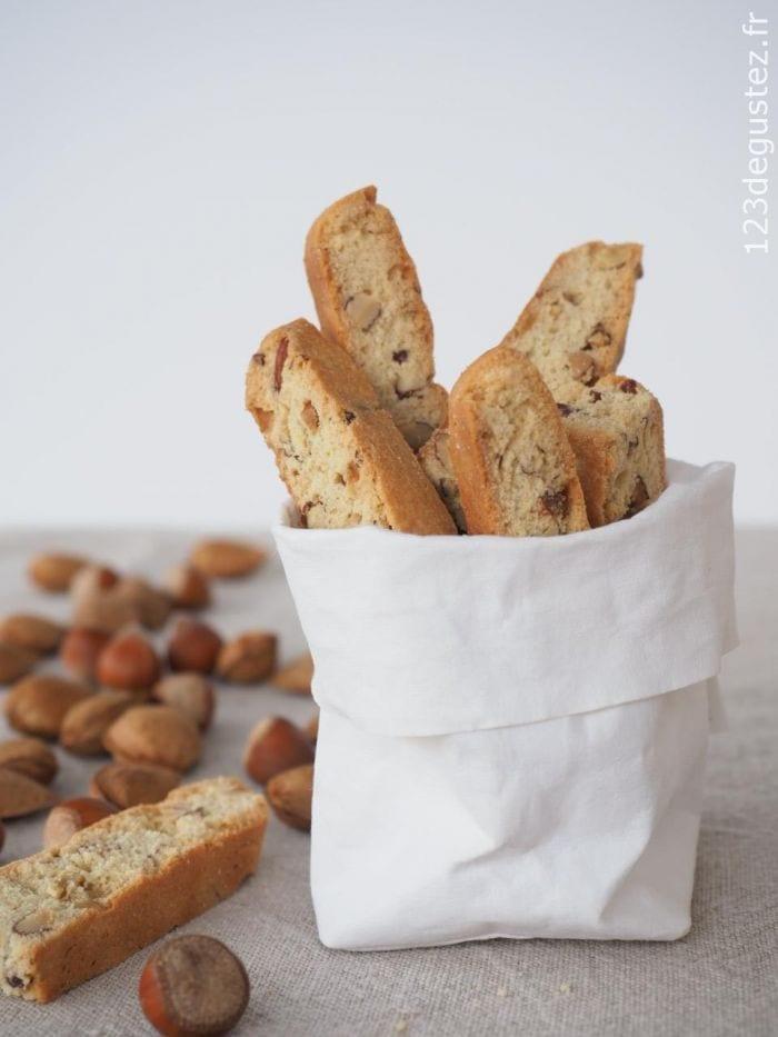 croquets amande-noisette facile et rapide