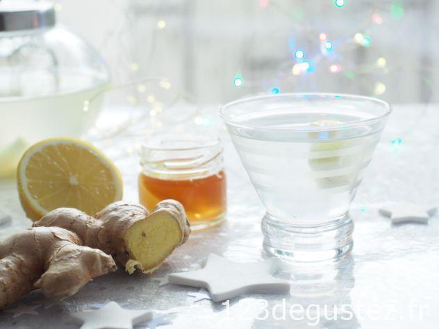 infusion detox après fêtes