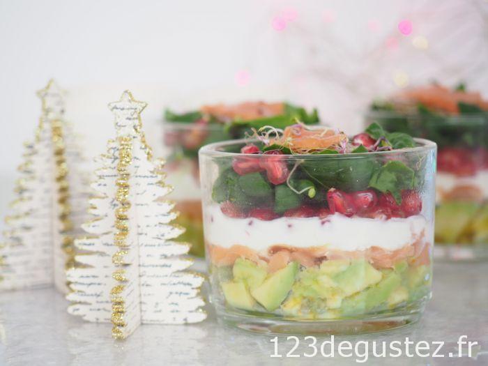 Verrines De Noel Faciles Et Legeres 1 2 3 Degustez