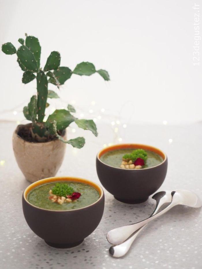 soupe de cresson