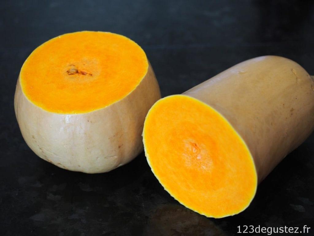 butternut au four