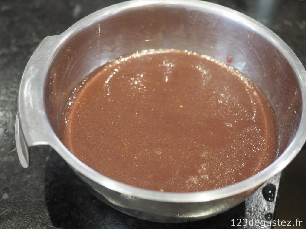 civet de lapin au chocolat