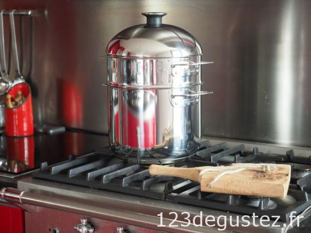 cuisson au vitaliseur