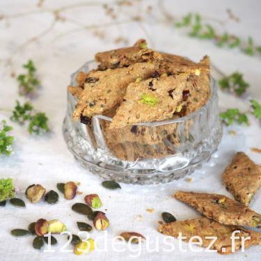 biscuit apéro maison