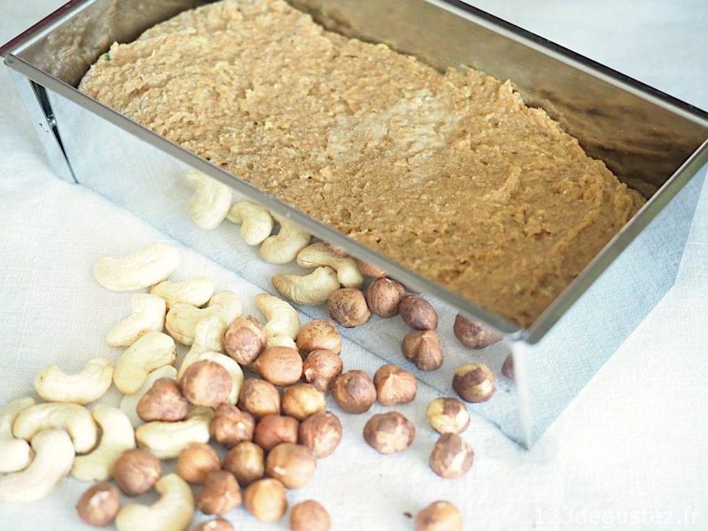 banana bread recette à la vapeur
