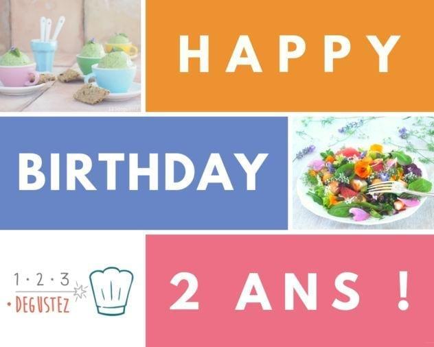 anniversaire blog 123degustez