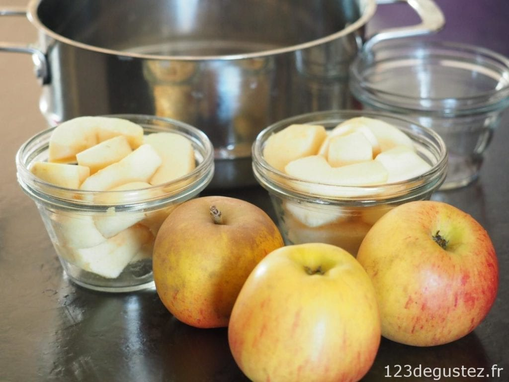 dessert pomme express