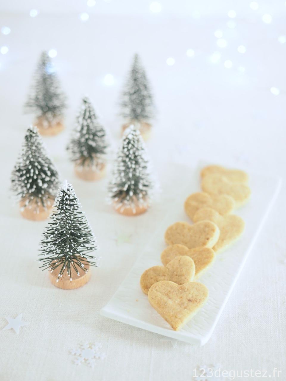 sablé salé de Noël