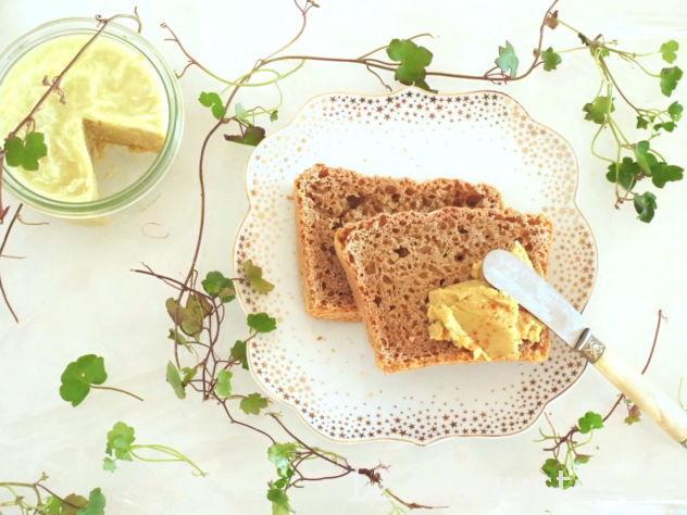 foie gras végétal