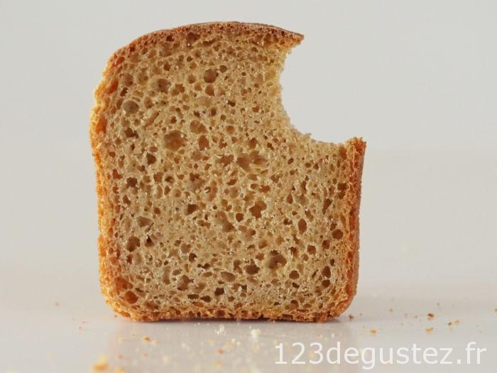 pain sans pétrissage