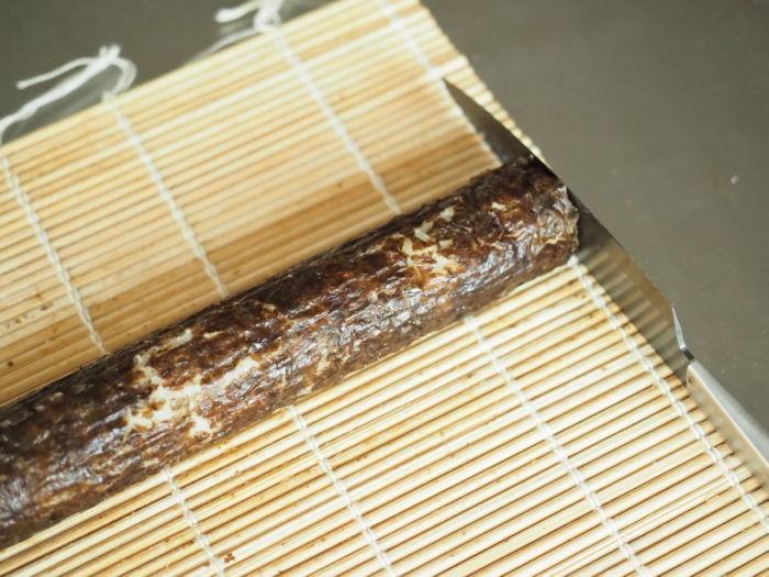 maki saumon fumé
