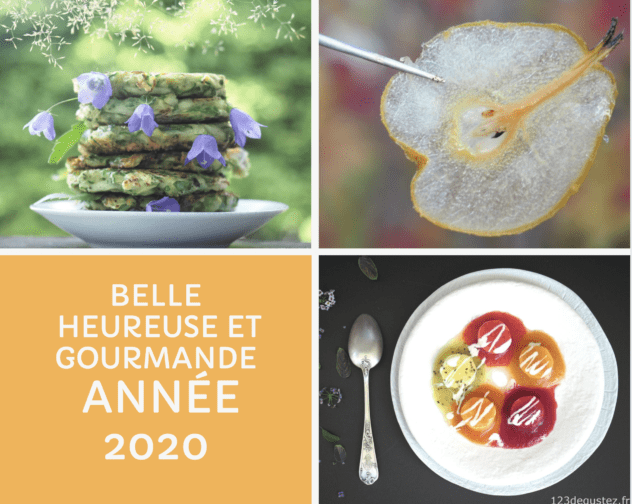 Bonne année 2020