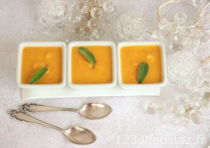 soupe butternut rôti