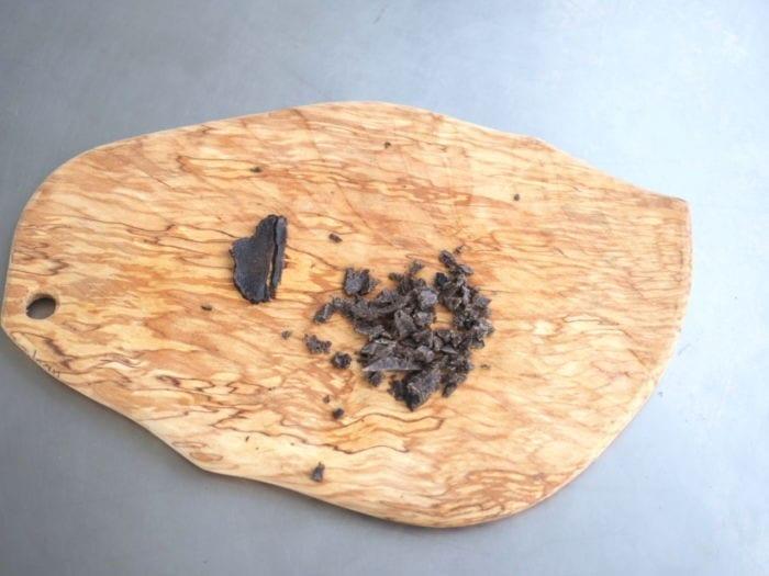 caviar d'artichaut à la truffe
