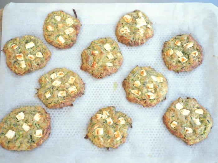 galette de légume à la crétoise