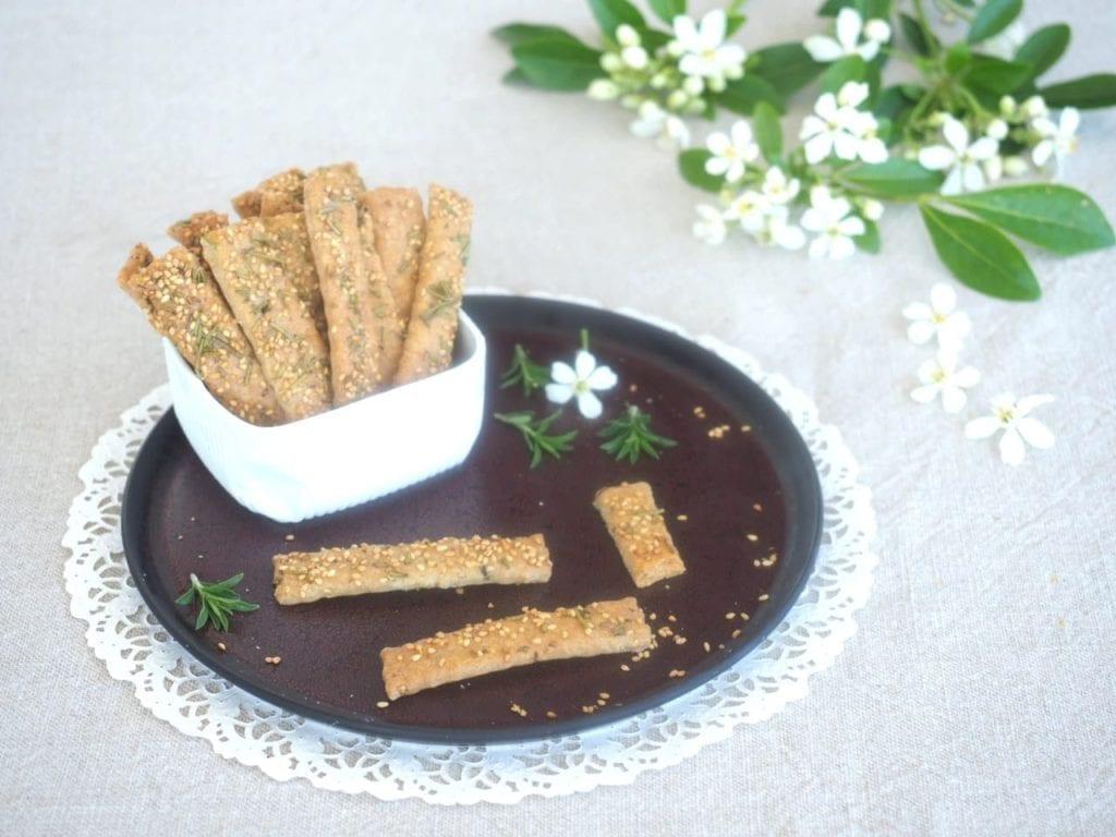 Biscuits salés apéritif