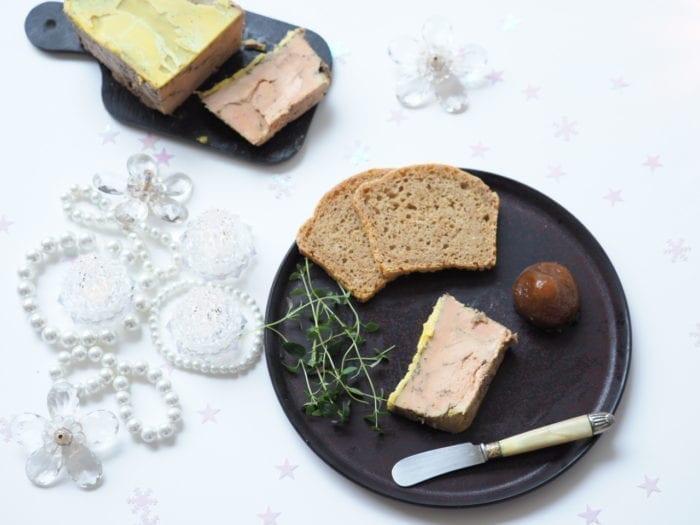 foie gras cuisson vapeur