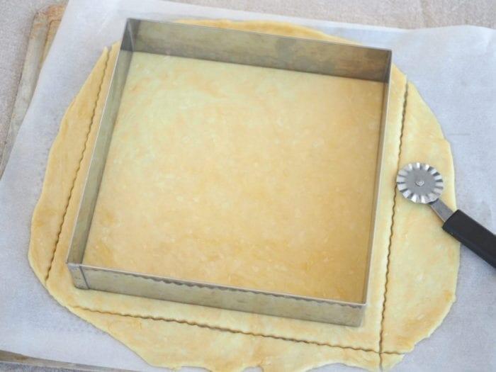 pâte à l'huile d'olive