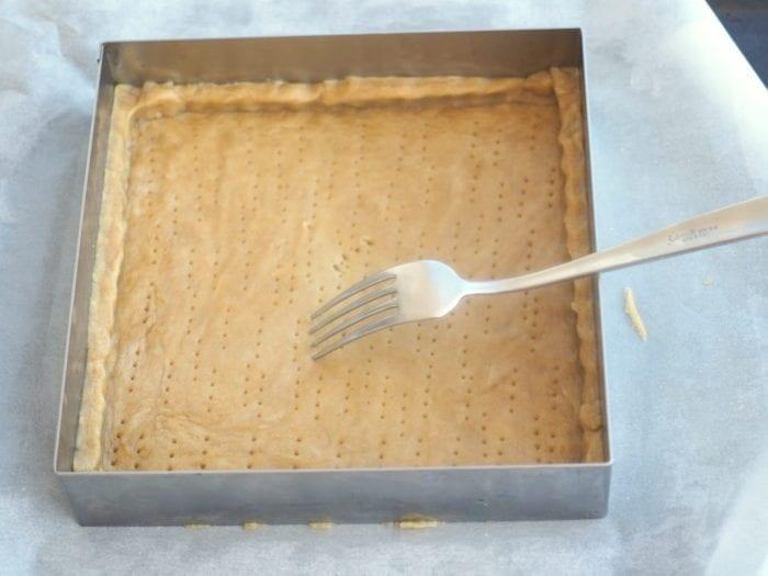 pâte à tarte à l'huile