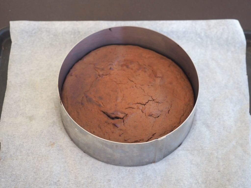 gateau chataigne chocolat