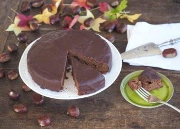Gâteau châtaigne chocolat