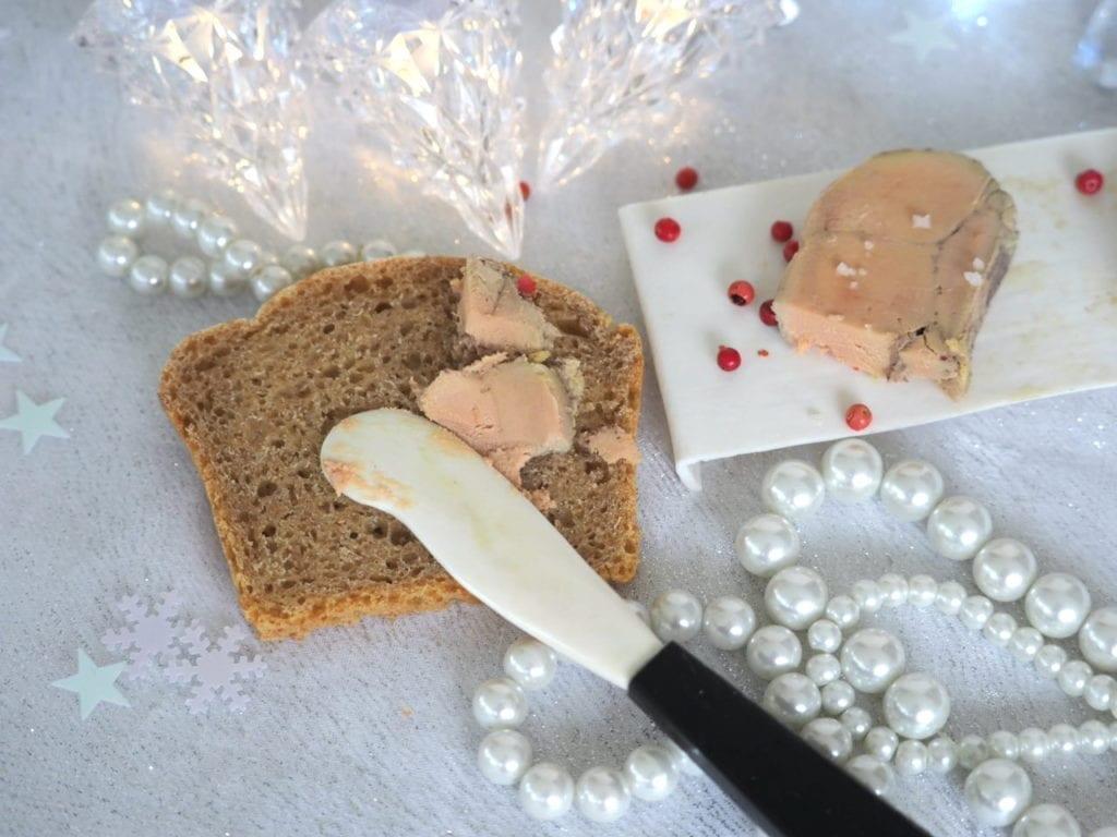 foie gras maison cuisson vapeur