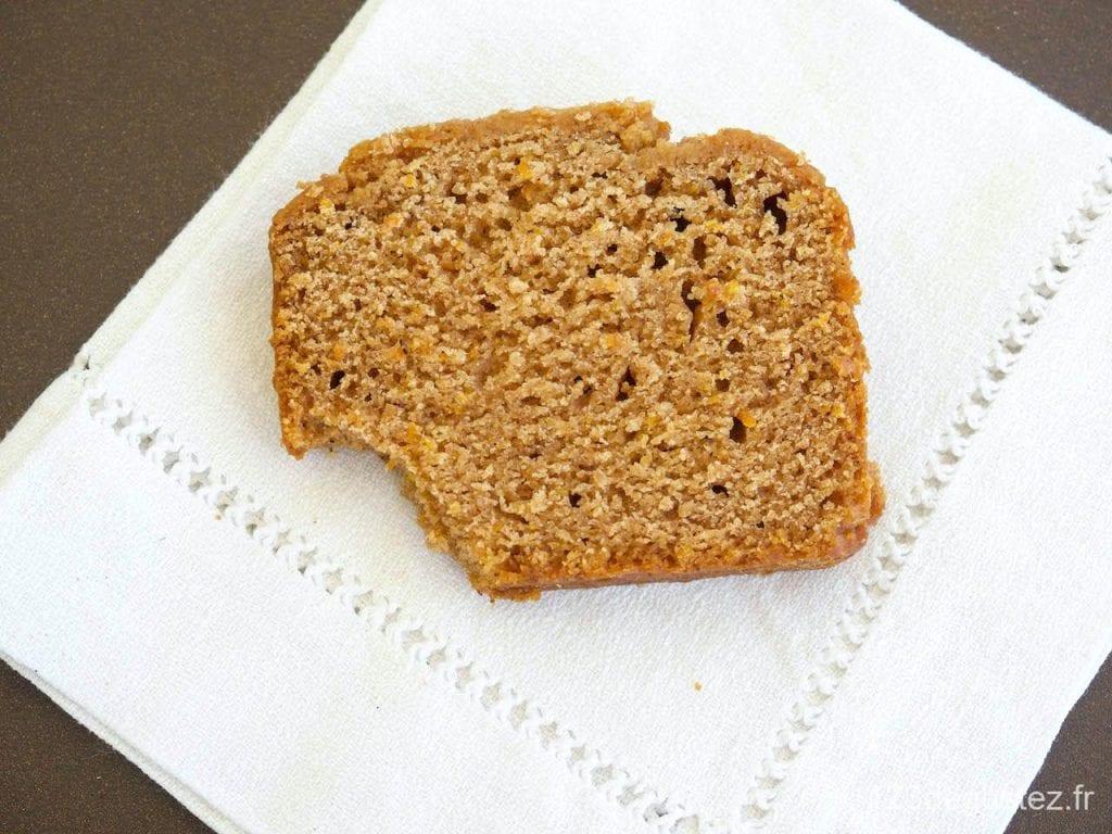 pain d'épices a la farine de chataigne