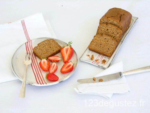 pain d'épices a la chataigne