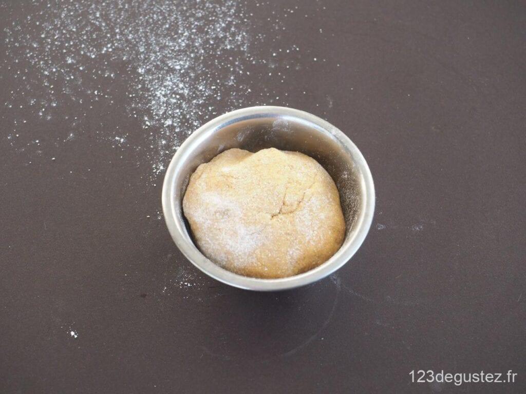 pâtes fraiches au petit épeautre